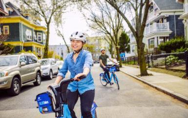 Boston's Vision for Equitable Bike Share