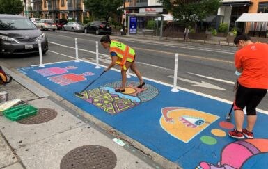 Art in the Right-of-Way