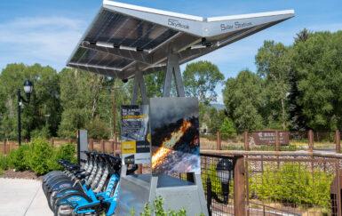 Solar E-Bike Stations Are the Future We Need