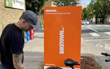 Students on Financial Aid Can Now Use Biketown For Free