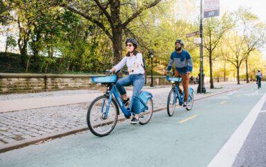 The Environmental Benefits of Bike Share